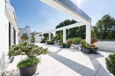 Pasing: Lichterfüllte Penthouse-Wohnung mit 3 Zimmern und 173 m² großer Dachterrasse Details: http://www.riedel-immobilien.de/objekt/2686
