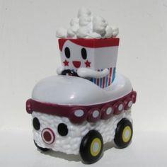Tokidoki Sushi Cars - Tokidoki from Didi Inspired Gifts and Toys UK