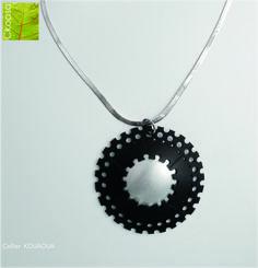 www.ckoasa.com Collier KOUAOUA Changer le jeu de la mode pour la nature.