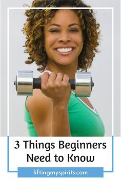 """Search for """"strength training for women"""" and you'll get overwhelmed with info quickly! Don't over think it! Here's what beginners need to focus on when they want to start lifting weights. #weighttraining #strengthtraining #fitover40 #fitover50 Knee Injury Workout, Leg Injury, Fitness Blogs, Health Fitness, Weight Training, Weight Lifting, Easy Workouts For Beginners, Knee Exercises, Fit Over 40"""