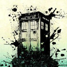 Cool TARDIS art.
