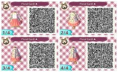 QR codes - (page - Animal Crossing New Leaf Animal Crossing New Leaf Qr Codes, Animal Crossing 3ds, Animal Crossing Qr Codes Clothes, Robes Disney, Motif Acnl, Kleidung Design, Ac New Leaf, Different Skin Tones, Post Animal