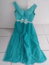 Vestido De Festa Turquesa Da Dama de Honra Vestido de Chiffon Dois Armadilha Azul Turquesa Vestidos Dama de honra do baile de Finalistas do Vestido Vestidos De Novia Barato Loja Online | aliexpress móvel