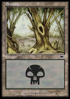 Swamp (1) ($.00) Price History from major stores - Onslaught - MTGPrice.com Values for Ebay, Amazon and hobby stores!