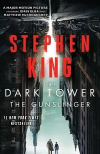 "Read ""The Dark Tower I The Gunslinger"" by Stephen King available from Rakuten Kobo. Now a major motion picture starring Matthew McConaughey and Idris Elba ""An impressive work of mythic magnitude that may . High Fantasy, Best Fantasy Book Series, Science Fiction, Stephen King Books, Stephen Kings, Atlanta Journal, Pet Sematary, The Dark Tower, Thing 1"