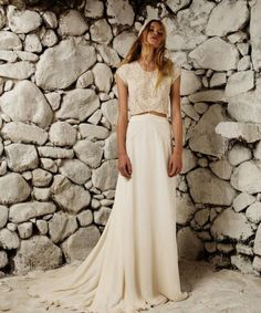 Best Pinterest Wedding Dresses Photos   Check out some of the prettiest wedding dresses spotted on Pinterest. #refinery29 http://www.refinery29.com/pinterest-wedding-dress-pictures