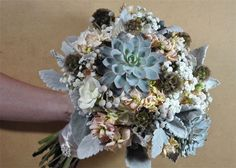 a rustic yet girly palette