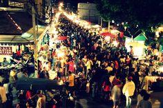 سيف للسفر و السياحة - الأنشطة التى يمكنك القيام بها في السوق الليلي في شنغماي