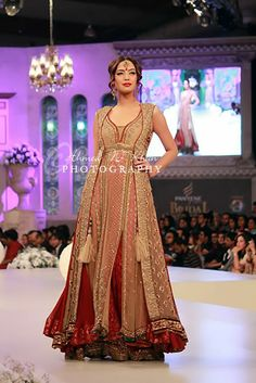 Asifa and Nabeel wow at PSFW and Pantene Bridal Couture Week 2012