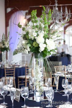 Seacoast Wedding Center Piece