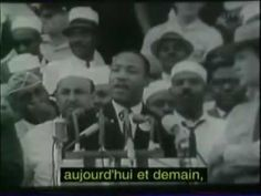 Martin Luther King I have a dream (sous-titres français).