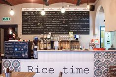Rice Time Restaurant (c) STADTBEKANNT Lunch Time, Vienna, Rice, Restaurant, Random, Vietnamese Food, Restaurants, Laughter, Casual