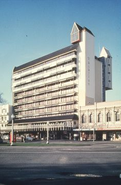 Ramada Inn, Vacation Hotel, Christchurch NZ Happy Anniversary Clip Art, Christchurch New Zealand, Past, Memories, Vacation, History, Random, Building, Travel