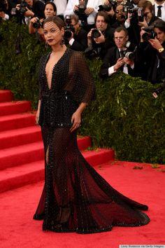 Beyonce stuns at the Met Gala