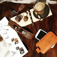 #COWstyleDay2Day #photooftheday #instagood #ootd #jewelry #fashion #beautiful #Leder #leatherbracelet
