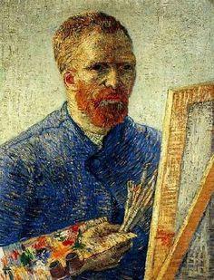 • Vincent van Gogh 🎨