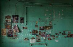 PHOTOS - Le temps suspendu de la prison désaffectée|Romain Veillon