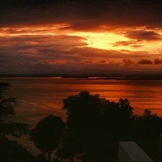 Pôr do Sol na Bahia