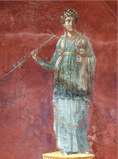 Ancient Pompeii, Pompeii And Herculaneum, Ancient Art, Ancient History, Roman History, Art History, Ancient Roman Clothing, Roman Art, Greek Art