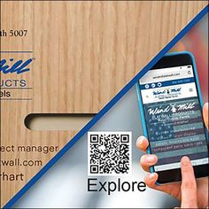 Now Shop For Slatwall By Mobile Device – Fixtures Close Up Slat Wall, Qr Codes, Channel, Retail, Coding, Patterns, Shopping, Block Prints, Sleeve
