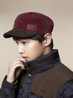 The North Face F/W 2013 Campaign With Song Joong Ki & Lee Yeon Hee : Couch Kimchi
