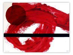 Obras de Luis Feito - Sin Título