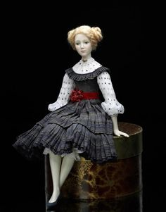 Куклы Александры Кукиновой - Ярмарка Мастеров - ручная работа, handmade