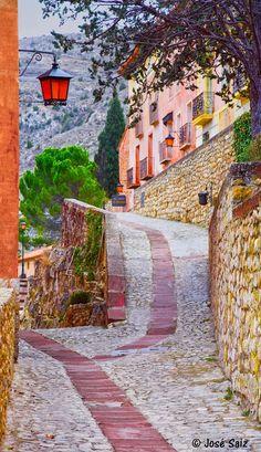 Albarracín, Teruel, Spain