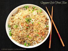 Ruchik Randhap (Delicious Cooking): Yang Zhou Fried Rice