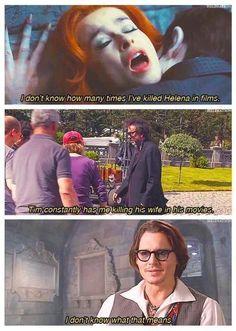 Johnny Depp lol