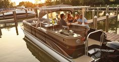 Premier Pontoons | Grand Entertainer