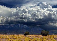 Sandia Mountains outside Albuquerque