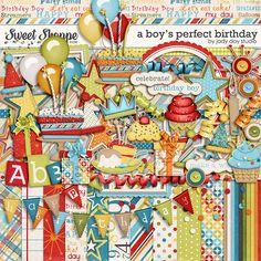 A Boy's Perfect Birthday! - Jady Day Studio