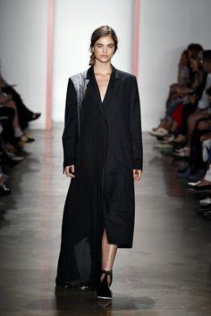 Lin Hai / Parsons MFA Fashion Runway Show