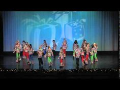 We Wish You A Merry Christmas Dance Performance - Avery Mann