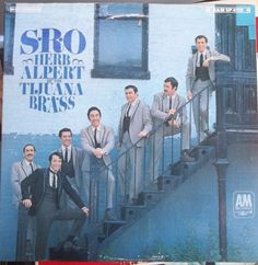 Herb Alpert and the Tijuana Brass, S.R.O., Vintage Record Album, Vinyl LP, American Musician, Brass Band, Popular Music 1960s by VintageCoolRecords on Etsy