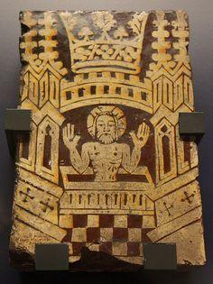 Medieval Tile - Ashmolean Museum by noriko.stardust, via Flickr