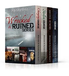 Wrecked ruined series box set by aly martinez