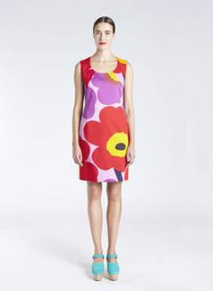 ILA, MOVA, MIKU - Marimekko clothes - summer 2014