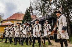 Infantry Regiment Prince Salm Salm Seven Years War