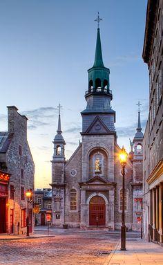 Notre Dame de Bon Secours Chapel