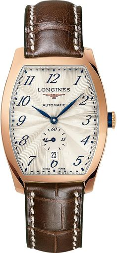 @longineswatches Evidenza #add-content #bezel-fixed #bracelet-strap-alligator #brand-longines #case-material-rose-gold #case-width-33-1-x-38-75mm #date-yes #delivery-timescale-1-2-weeks #dial-colour-silver #gender-mens #l26428734 #limited-code #luxury #movement-automatic #official-stockist-for-longines-watches #packaging-longines-watch-packaging #style-dress #subcat-evidenza #supplier-model-no-l2-642-8-73-4 #warranty-longines-official-2-year-guarantee #water-resistant-30m