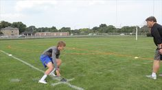 Reactive Speed Drills for Better Football Defense
