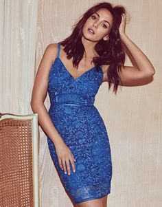 Buy Lipsy Love Michelle Keegan Sequin Embroidered Bodycon Dress from the Next UK online shop Special Dresses, Formal Dresses, Military Looks, Wedding Guest Style, Michelle Keegan, Dress Up, Bodycon Dress, Lipsy, Latest Fashion For Women