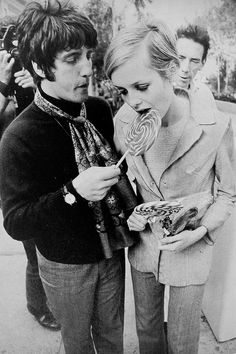 Twiggy Swinging London