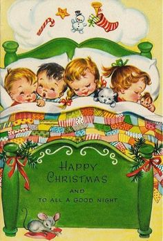 Shop Vintage retro Christmas kids add message card created by DoodlesHolidayGifts. Personalize it with photos & text or purchase as is! Vintage Christmas Images, Old Christmas, Old Fashioned Christmas, Christmas Scenes, Retro Christmas, Vintage Holiday, Christmas Pictures, Christmas Holidays, Vintage Halloween