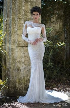 Excellence by Maison Signore 2015 Wedding Dress