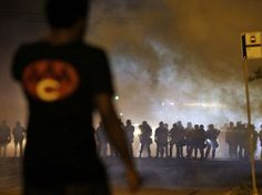 Libertarians Playing with Fire On Ferguson – Ted Cruz struck the perfect pitch