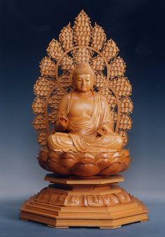 毘盧遮那仏坐像