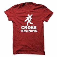Cool Cross Training Blood Red Tee Shirts & Tees #tee #tshirt #named tshirt #hobbie tshirts # Training